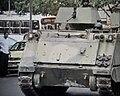 Blindado M113 da Marinha do Brasil - Atos de violência organizada no Rio de Janeiro em 2010.jpg