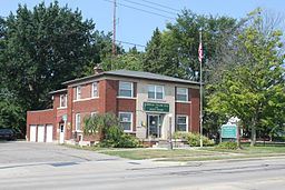 Blissfield township village hall.JPG