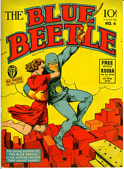 Las eras del comic 250px-Blue_Beetle_04