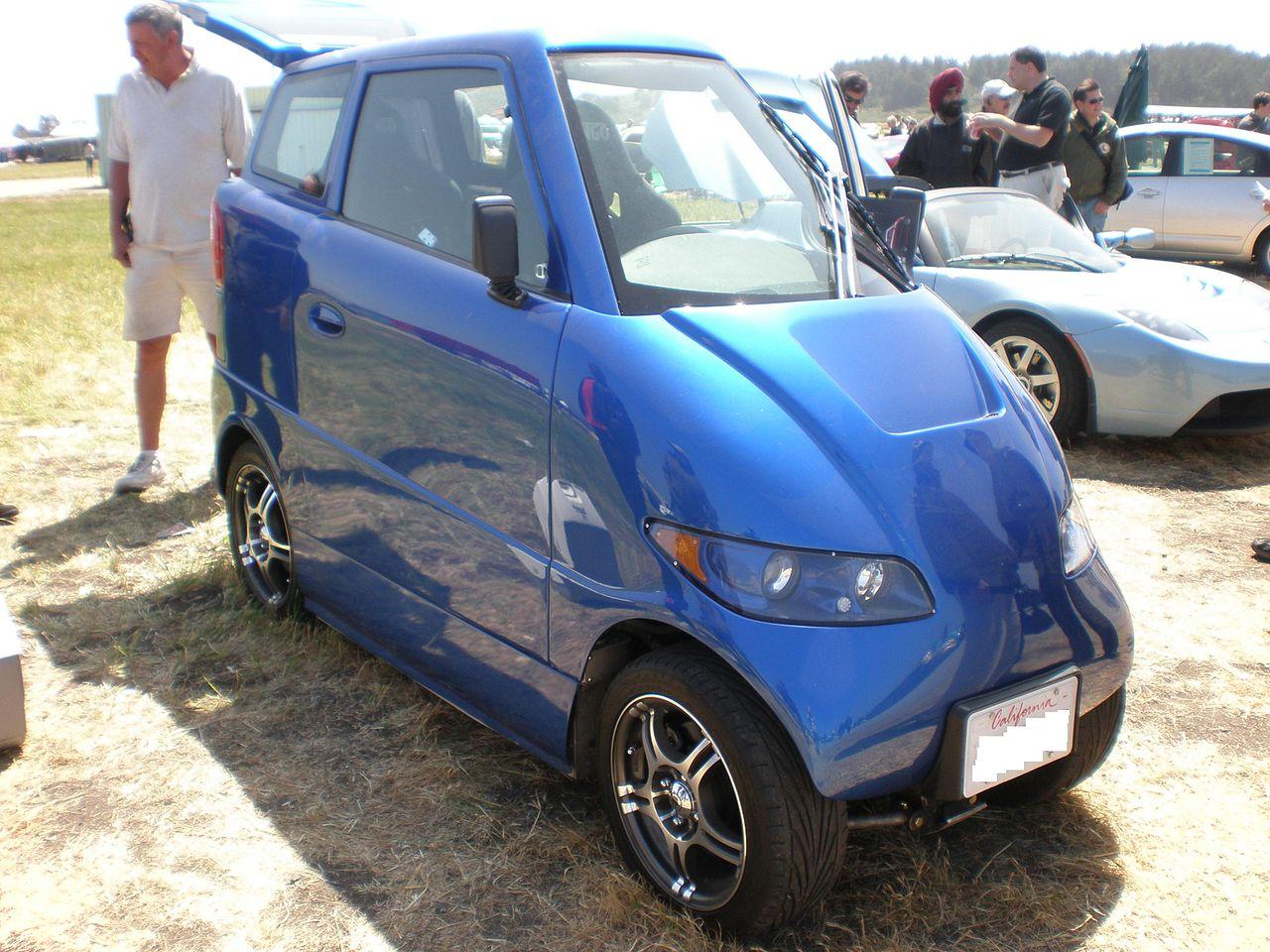 Electric Commuter Car