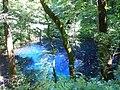 Blue Lake (Juniko) - 青湖(十二湖) - panoramio.jpg