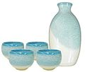 Blue stream sake-set 4cups.jpg