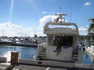 Boat in Puerto Banus 2005 6