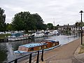 Boats on The Great Ouse-Ely - geograph.org.uk - 709373.jpg