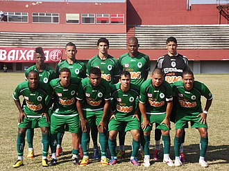 Boavista Sport Club - Team photo from the 2012 season
