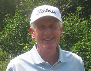 Bob Charles (golfer) - Charles in 2012