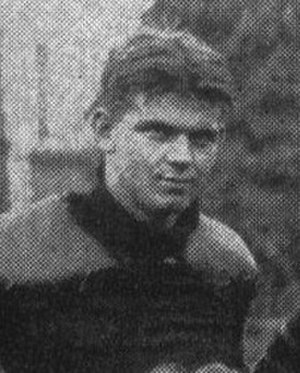 Bob Blake (American football) - Blake cropped from 1903 team picture.