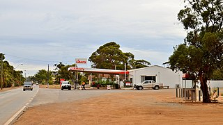 Bodallin, Western Australia Town in Western Australia