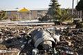 Boeing 737-800 crashed near Imam Khomeini international airport 2020-01-08 14.jpg