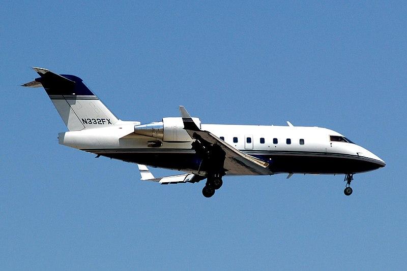 File:Bombardier Aerospace Canadair 604 Challenger N332FX.jpg