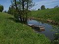 Boot auf dem Koessnach-Ableiter.jpg