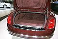 Bordeaux Bentley Mulsanne trunk IAA 2011.jpg