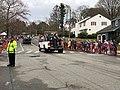 Boston Marathon 2019 trucks ahead of lead woman.agr.jpg