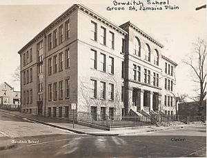 Bowditch School - Image: Bowditch School 403002017 City of Boston Archives