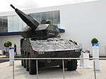 Boxer fitted with the Oerlikon Skyranger air defence system.jpg