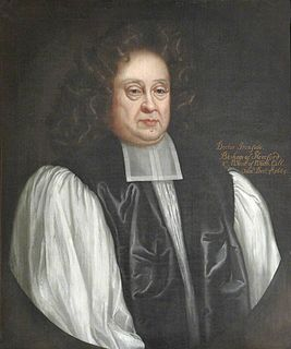 Gilbert Ironside the younger English churchman and academic, Warden of Wadham College, Oxford and bishop
