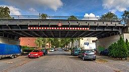 Wohldorfer Straße in Hamburg