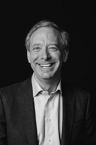 Brad Smith (American lawyer) - Smith at the 2017 Web Summit