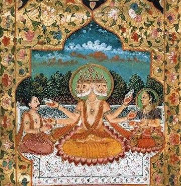 Brahma sarawati