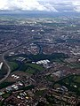 Braidfauld and the River Clyde from the air (geograph 2987418).jpg