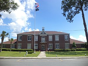 Brantley County Courthouse