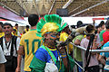 Brazil and Croatia match at the FIFA World Cup (2014-06-12; fans) 35.jpg