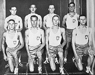 Brazil national basketball team - The Brazilian team that competed at the 1934 South American Championship, held in Argentina