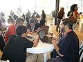 Breaks - Wikimania 2011 P1040192.JPG