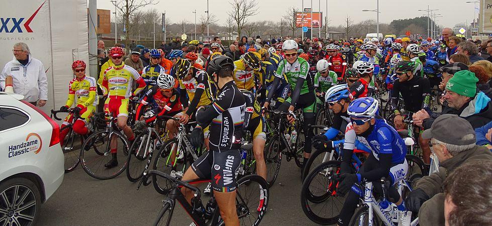 Bredene - Handzame Classic, 20 maart 2015, vertrek (C31).JPG