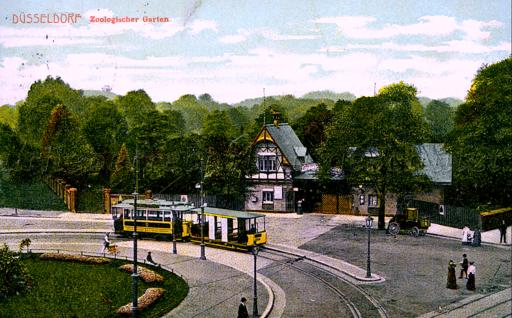 Brehmplatz 1909
