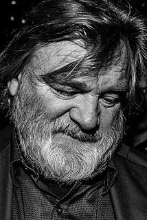 Brendan Gleeson Irish actor