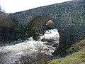 Bridge on the Varragill River - geograph.org.uk - 645123.jpg
