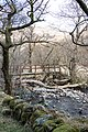 Bridge over Glenhead Burn in Galloway Forest Park - panoramio.jpg