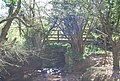 Bridge over stream - geograph.org.uk - 764735.jpg