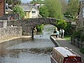 Bridge over the Monmouthshire and Brecon Canal - geograph.org.uk - 1288414.jpg