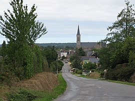 A general view of Brielles