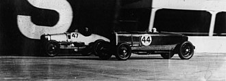 British Empire Trophy - First race in 1932
