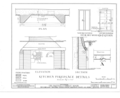 Britton-Cubberly House, New Dorp Lane, New Dorp, Richmond County, NY HABS NY,43-NEDO,1- (sheet 11 of 11).png