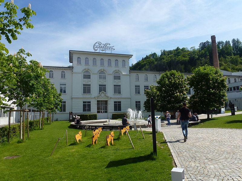 Imagens de pontos turísticos da Suíça