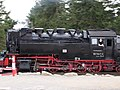 Brockenbahn with steam train at Goetheweg 31.jpg