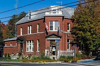 Brome Lake, Quebec - Brome Lake Town Hall
