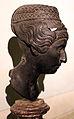 Bronzi romani, ritratto di faustina minore, 140-150 dc ca. 01.JPG