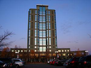 Brookstreet Hotel - Image: Brookstreet Hotel