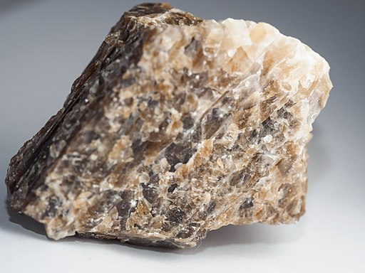 Brown calcite (12249586853)