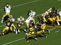 Bruins on offense at UCLA at Cal 10-25-08 01.JPG