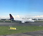 Brussels Airlines A319 @ BRU (33457156914).jpg