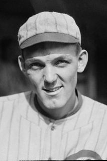 Buck Weaver Major League Baseball player
