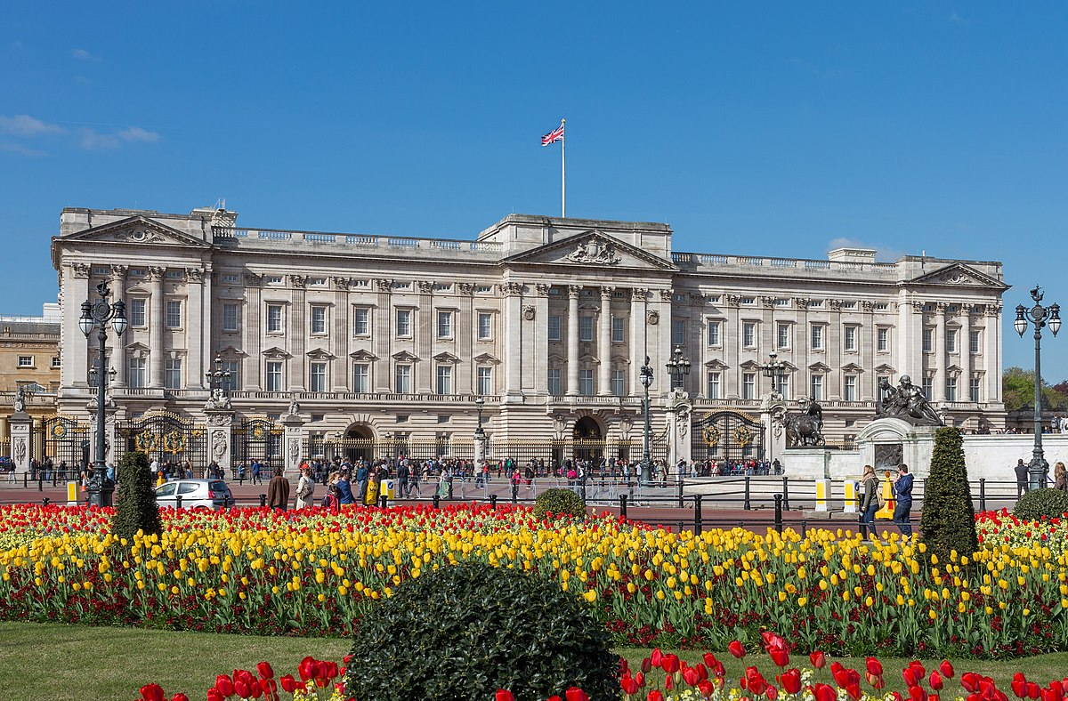 Buckingham Palace - Wikipedia