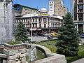 Bucuresti, Romania, Braserie CAPSA, Restaurant CAPSA si Hotel CAPSA; B-II-m-B-19852.JPG