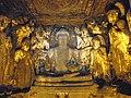 Buddha surrounded by Bodhisattvas at Ajanta.jpg